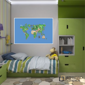 Mapa Mundo Mario 07